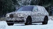 """Le premier SUV (""""véhicule surélevé"""") de Rolls Royce à un nom... Cullinan"""