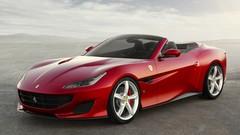 Essai Ferrari Portofino V8 3.9l biturbo 600 ch : pile et face
