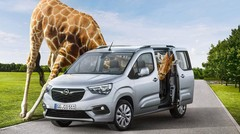 100 % PSA, le nouveau Combo Life d'Opel