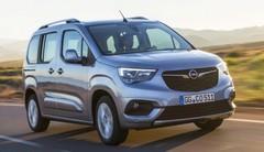 Opel Combo Life (2018) : le cousin germain du Berlingo dévoilé