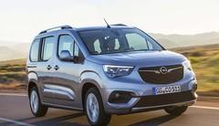 Opel Combo 2018 : Génétique de Berlingo