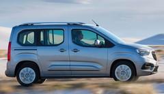Opel Combo Life : en 5 ou 7 places