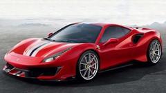 Ferrari 488 Pista 2018 : La supersportive de 700 ch s'échappe !