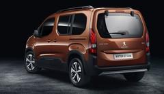 Peugeot dévoile le Rifter, remplaçant du Partner