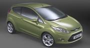 Nouvelle Ford Fiesta : Une Fiesta bien en verve