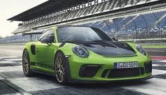 Porsche 911 GT3 RS 2018 : bête de course