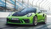 Porsche 911 GT3 RS : développée pour la piste