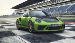 Porsche dévoile la 911 GT3 RS restylée
