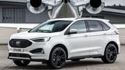 Ford Edge 2018 : nouveau moteur diesel, look revu et finition ST-Line