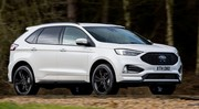 Ford Edge restylé : du muscle