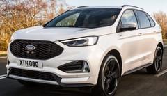 Ford Edge : nouveau look et nouveau Diesel