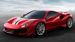 Ferrari dévoile la 488 Pista