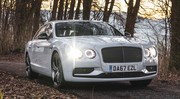 Essai Bentley Flying Spur W12 S