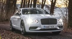 Essai Bentley Flying Spur W12 S