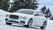 Essai Bentley Flying Spur W12 S : Le raffinement musclé