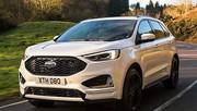 Ford : Diesel bi-turbo pour l'Edge !