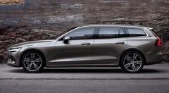 Volvo V60, le modèle réduit