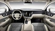 Volvo V60 : la nouvelle pour Genève