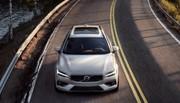 Officiel : Voici la nouvelle Volvo V60 !