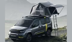Peugeot Rifter 4x4 Concept : bientôt un baroudeur au catalogue