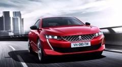 GimsSwiss - Peugeot 508 : de berline à coupé 5 portes