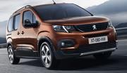 Nouveau Peugeot Rifter (2018) : Infos et photos