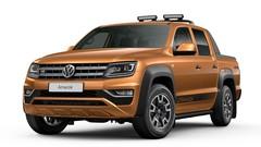 Volkswagen Amarok: plus aventurier avec la finition Canyon