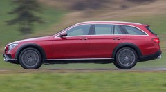 Essai Mercedes E 350d All-Terrain: anti-SUV