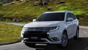 Mitsubishi Outlander PHEV : mise à jour à Genève