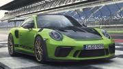 Nouvelle Porsche 911 GT3 RS (2018) : infos et photos