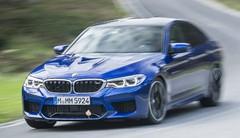 Essai BMW M5 2018 : Elle se plie en quatre