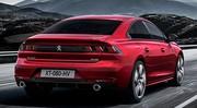 Peugeot 508 : changement de définition