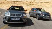 Essai Citroën C3 Aircross vs SEAT Arona : quel est le meilleur SUV Urbain ?