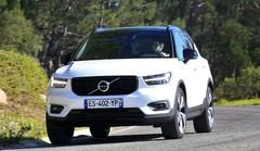 Essai Volvo XC40 : premier SUV compact du constructeur suédois :