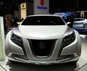 Suzuki Concept Kizashi 2 : Le sport selon Suzuki