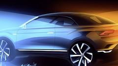 Volkswagen : un T-Roc cabriolet en 2020