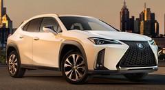 Salon de Genève 2018 - Lexus dévoile son crossover urbain UX