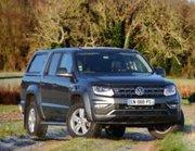 Essai Volkswagen Amarok V6 TDI 224, le plus premium