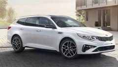 Kia Optima : retouches et nouveau moteur