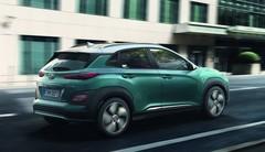 Hyundai Kona Electric 2018 : jusqu'à 470 km d'autonomie !