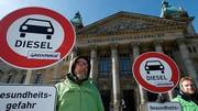 Diesel : l'Allemagne se dirige vers l'interdiction des vieux modèles