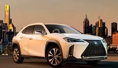 Lexus UX : le petit SUV se montre