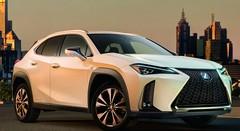 Le Lexus UX de série s'assagit