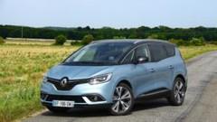 Essai Renault Grand Scenic 4 dCi 160 EDC : L'alternative