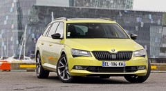La Skoda superb proposera une version plug-in hybride dès 2019