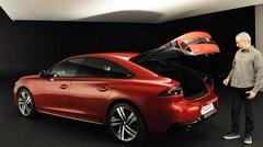 Rencontre avec la nouvelle Peugeot 508