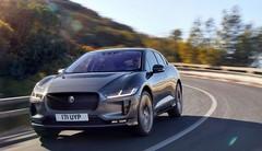 Jaguar I-Pace : l'offensive électrique de Jaguar
