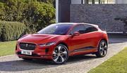 Jaguar I-Pace 2018 : une batterie de 90 kWh !