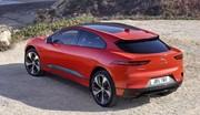 Jaguar I-Pace EV Electrique (2018) : sportive et 100% électrique