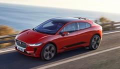 Jaguar I-Pace : 480 km d'autonomie pour le félin électrique
